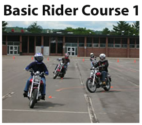 Basic Rider Course 1, KD Motorcycle Training | Northeast Wisconsin | Green Bay - Fox Valley | Motorcycle Instruction & Licensing