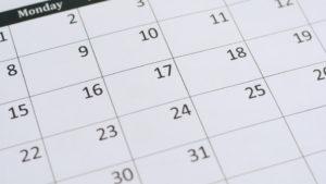 Schedule/Register